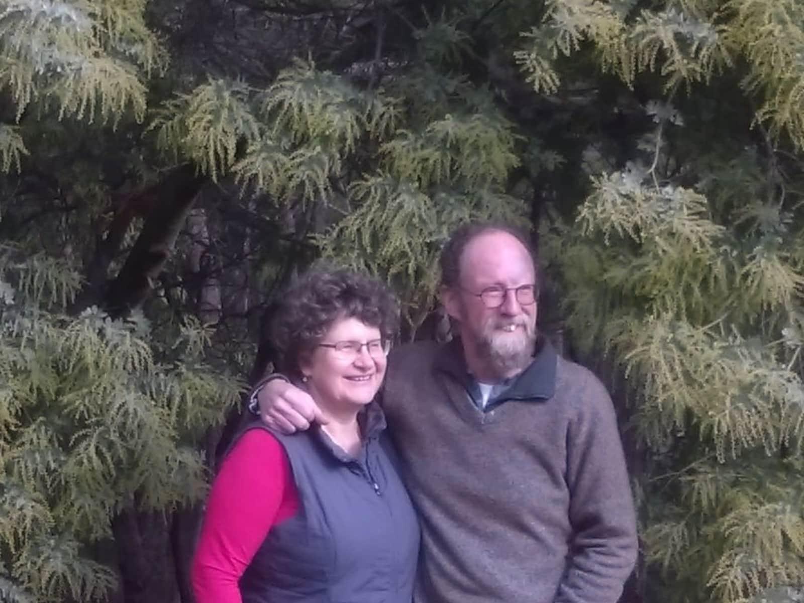 Anthea & Colin from Bendigo, Victoria, Australia