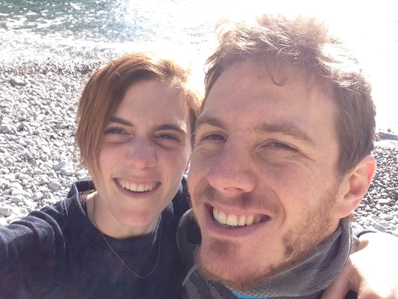 Lucie & mathieu & Mathieu from Bairnsdale, Victoria, Australia
