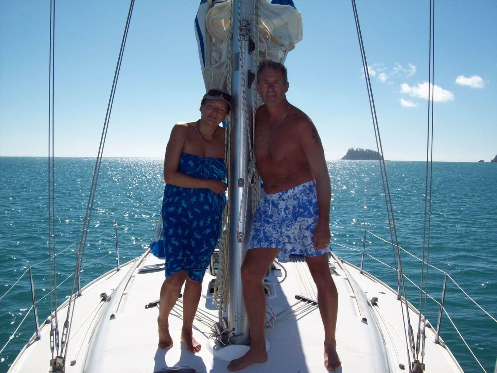 John & Shirley from Stafford, United Kingdom