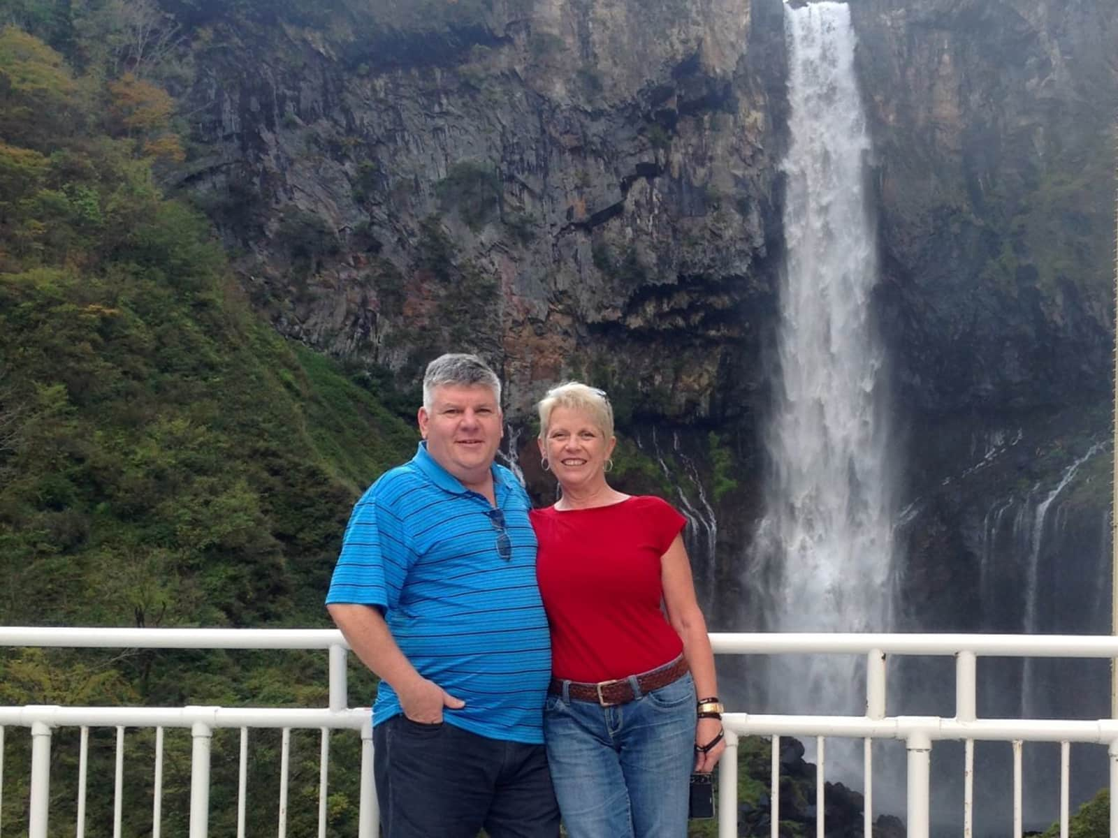 Michele & Ian from Bognor Regis, United Kingdom