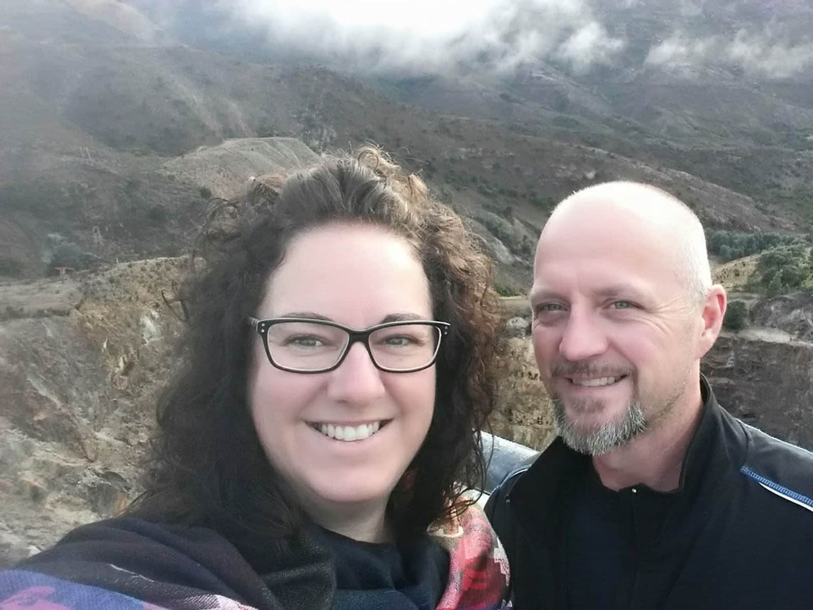 Bree & Nick from Hobart, Tasmania, Australia