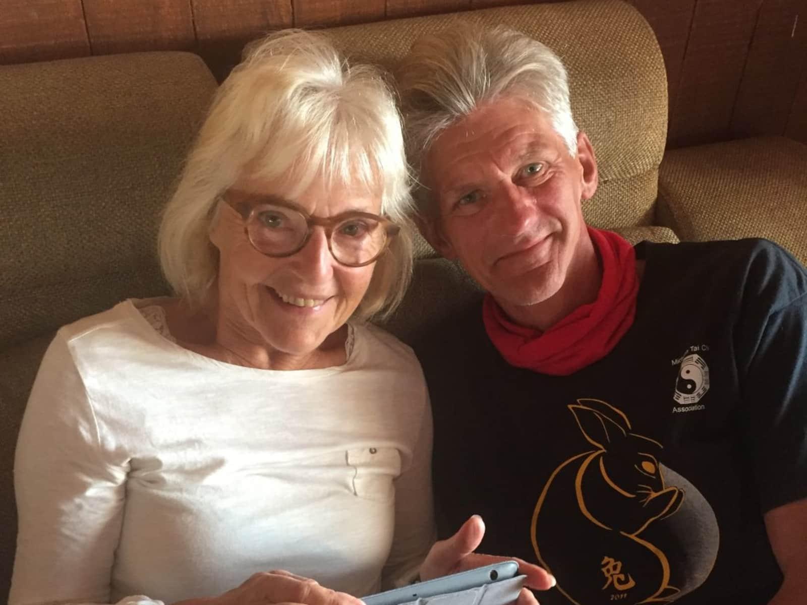 Maarten & Elizabeth from Voorburg, Netherlands