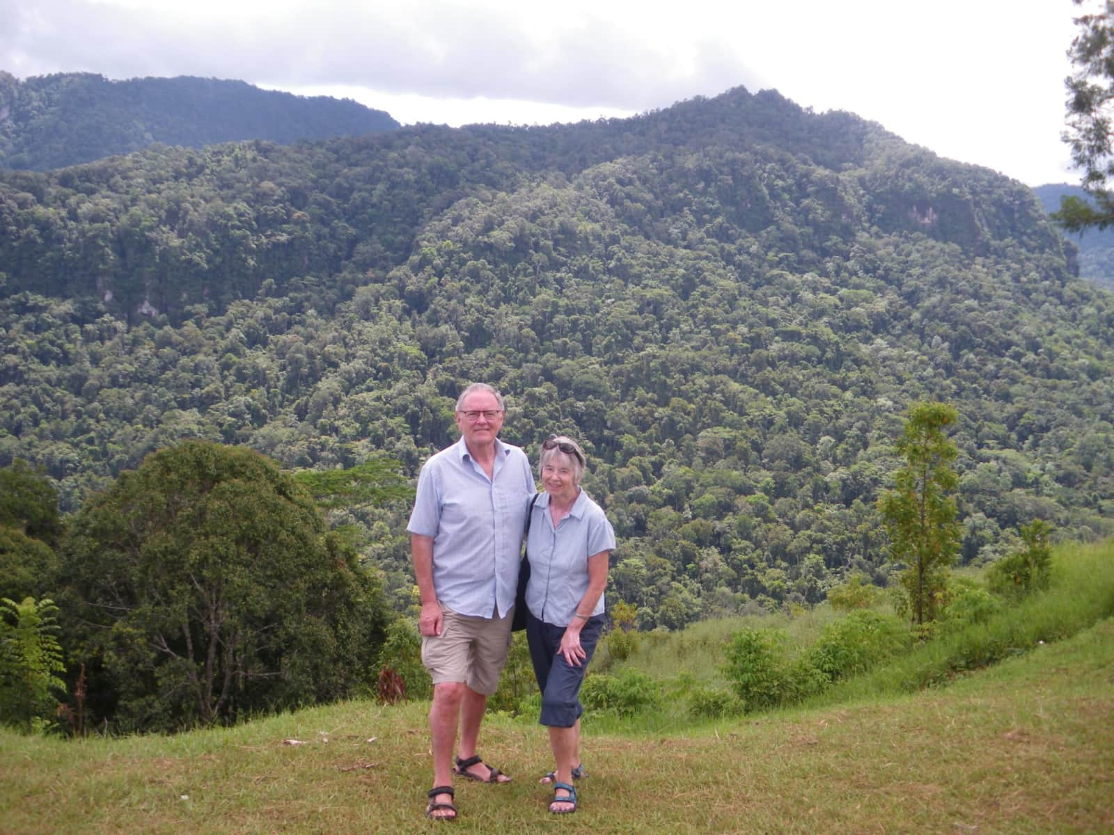 Carol & John from Horncastle, United Kingdom