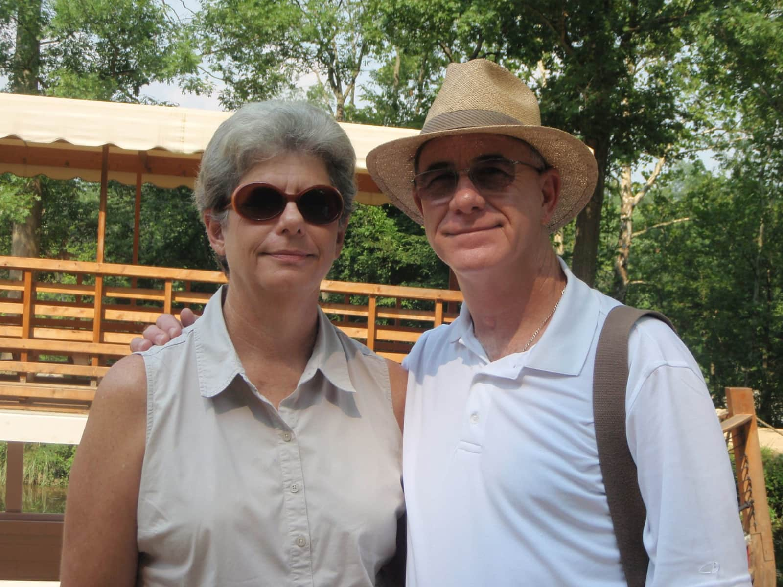 Barbara j & John from Cotacachi, Ecuador