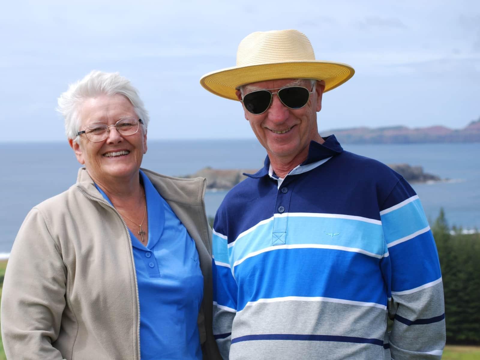 Joe & Susan from Yass, New South Wales, Australia
