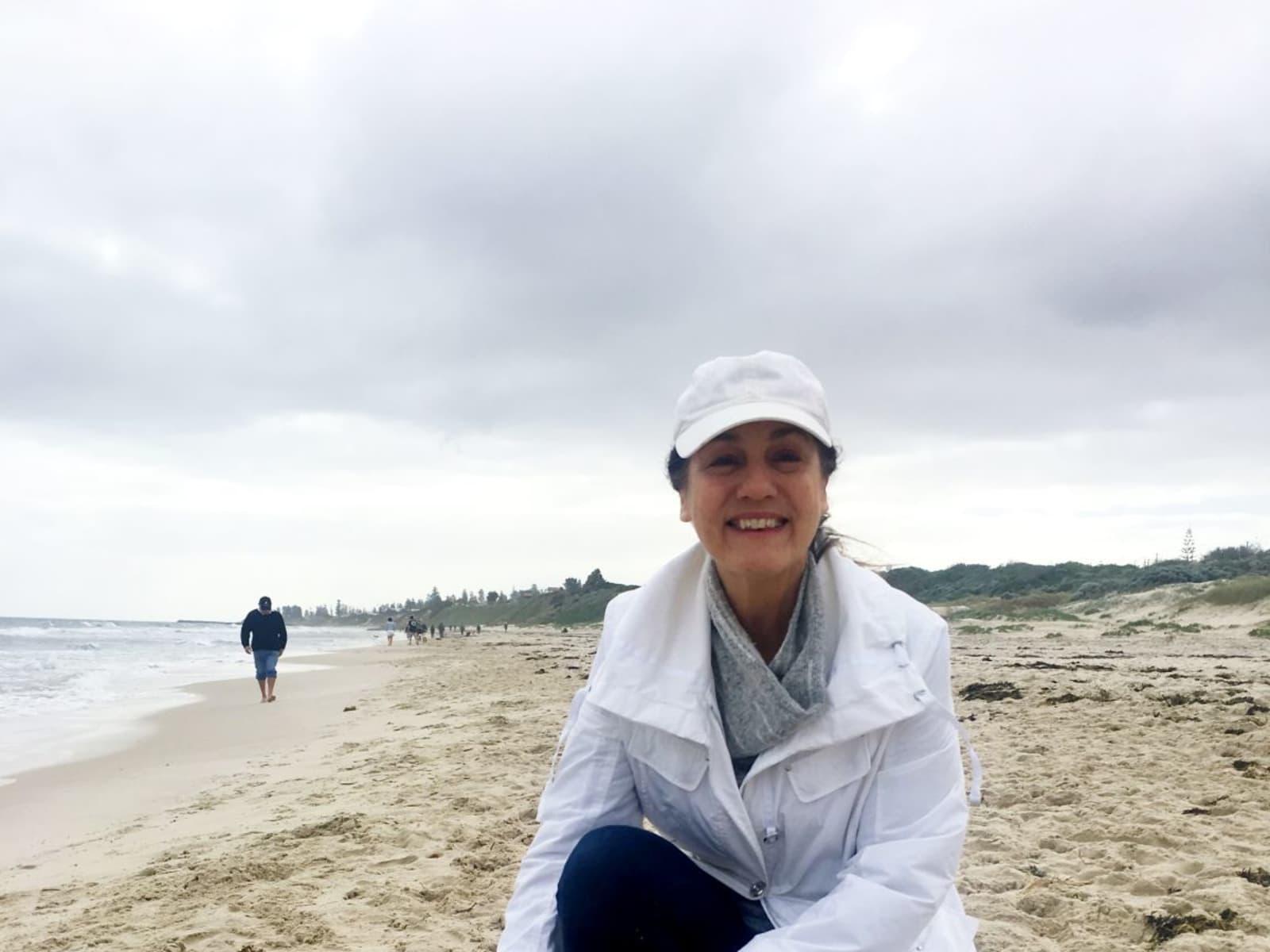 Anita from Perth, Western Australia, Australia