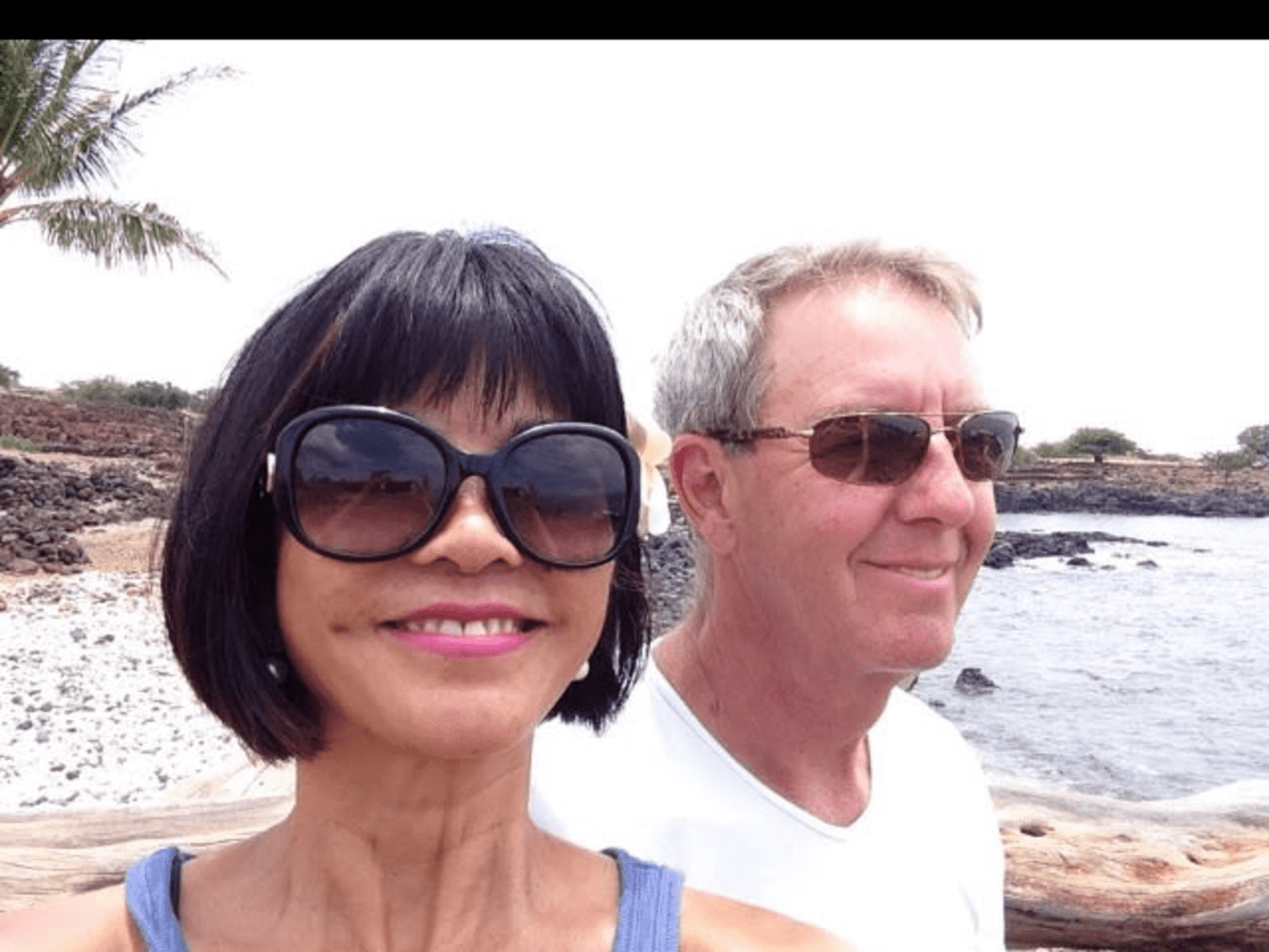 Shirley & Charles from Vancouver, British Columbia, Canada