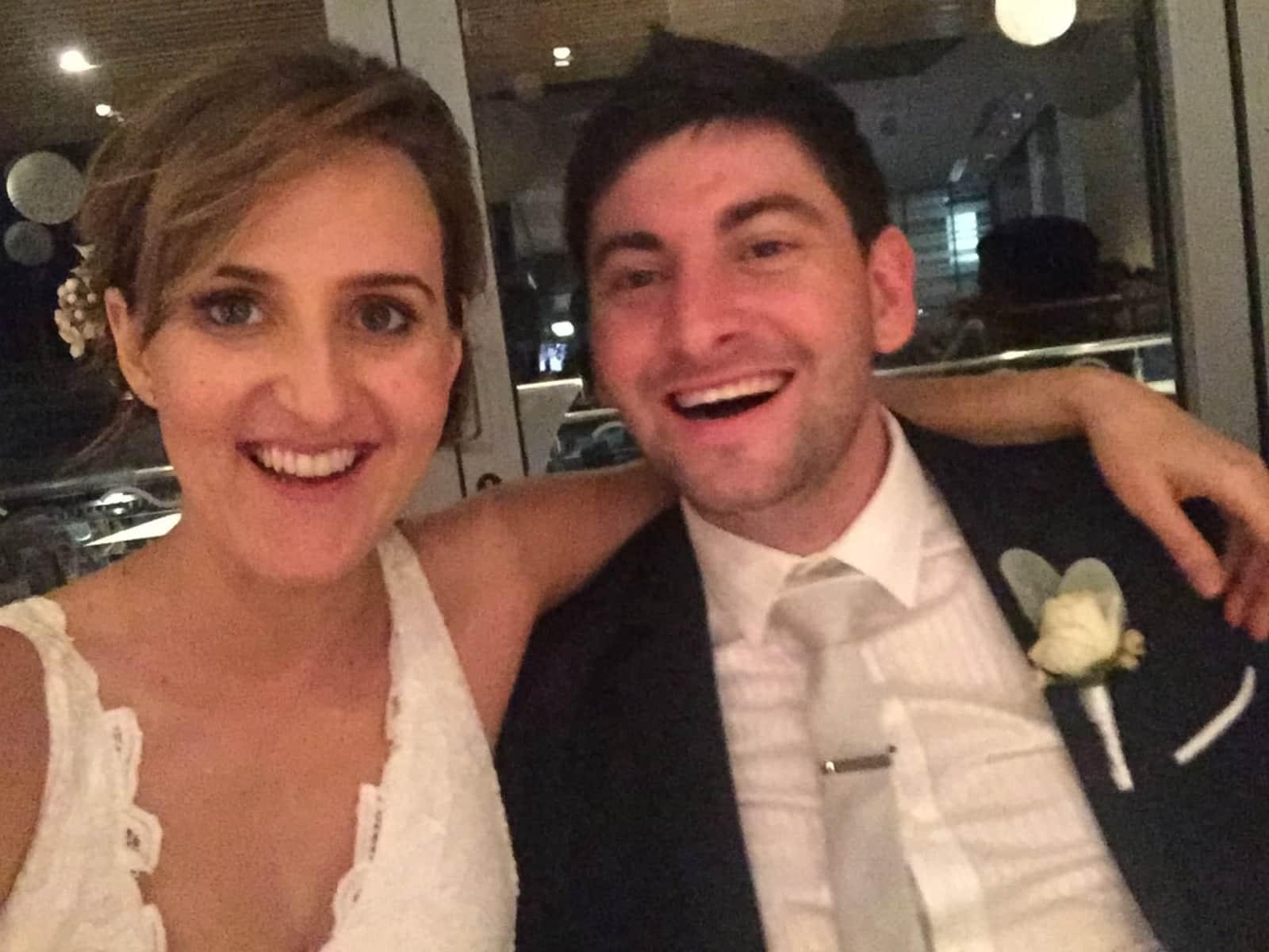 Alex & Cameron from Sydney, New South Wales, Australia