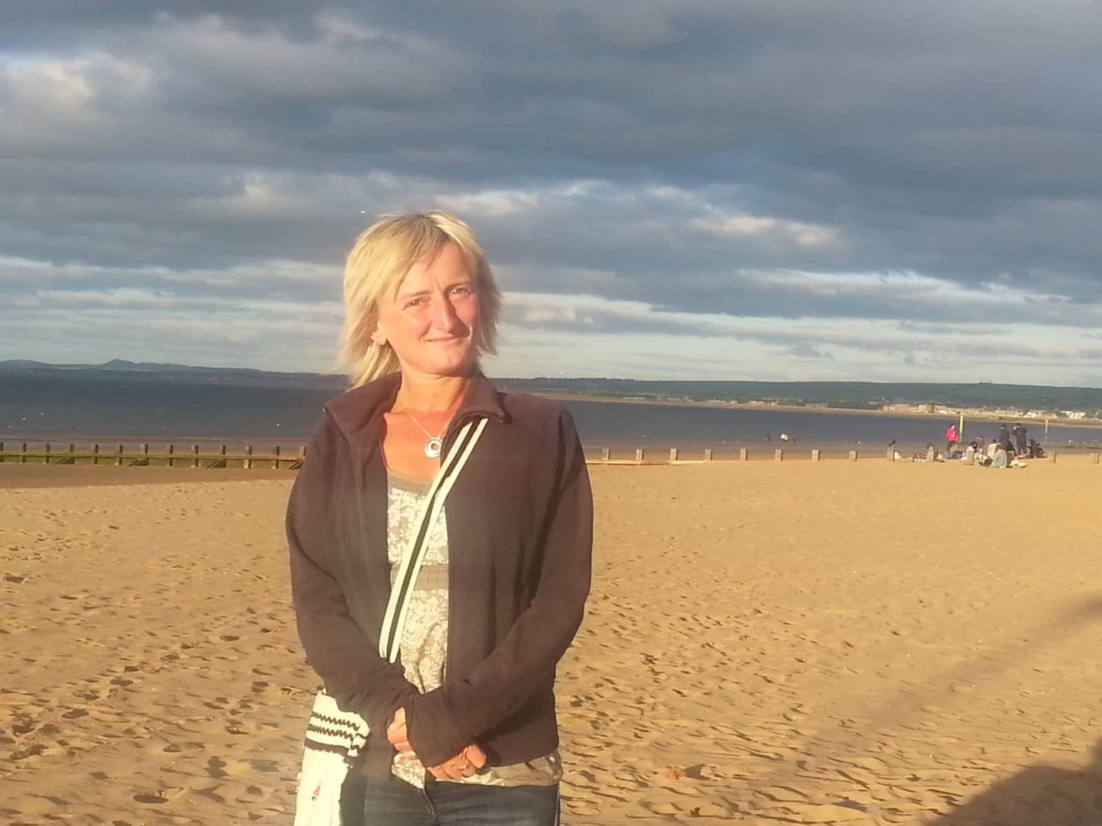 Marie from Edinburgh, United Kingdom