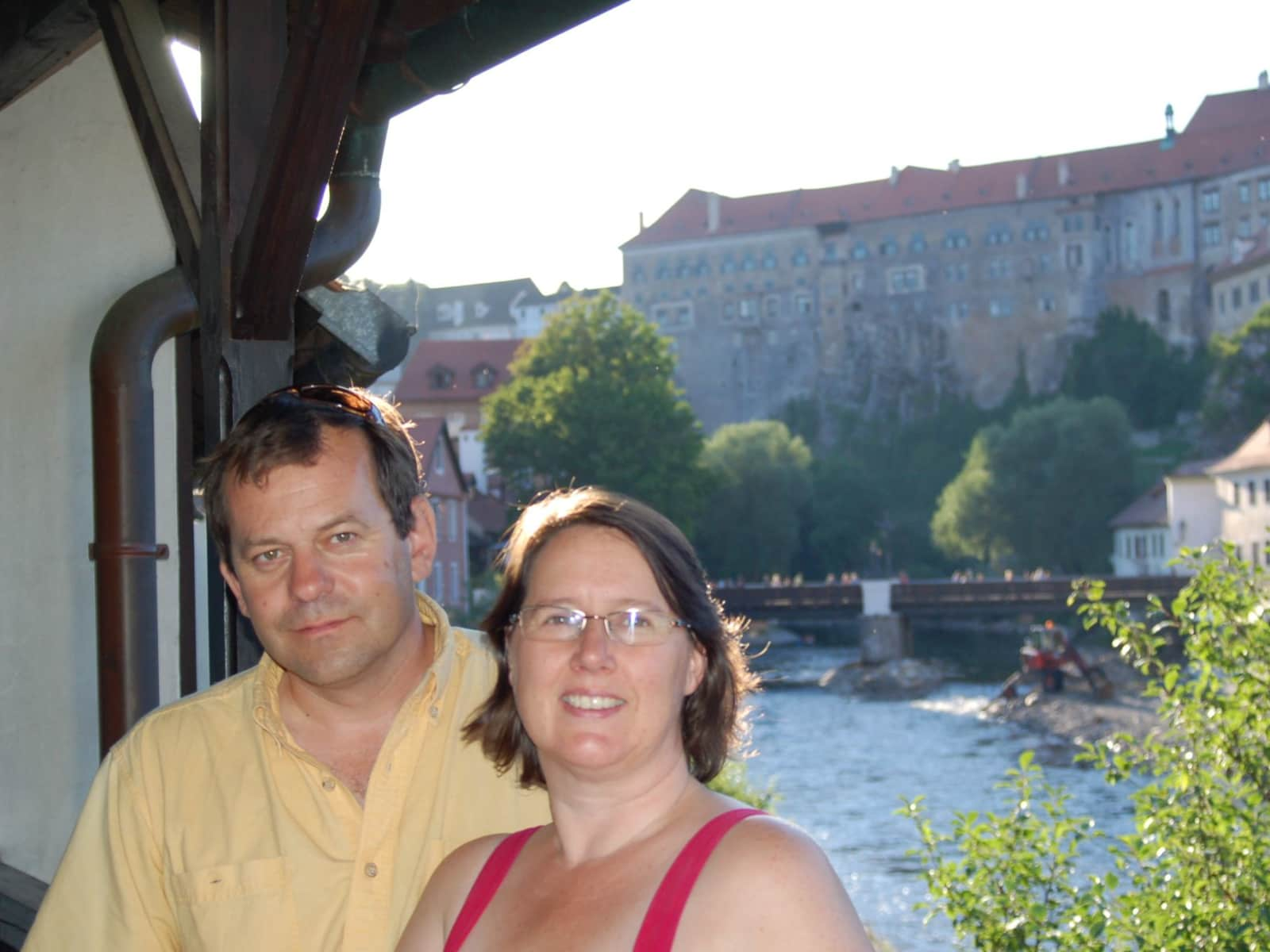 Tania and ron & Ron from Victoria, British Columbia, Canada