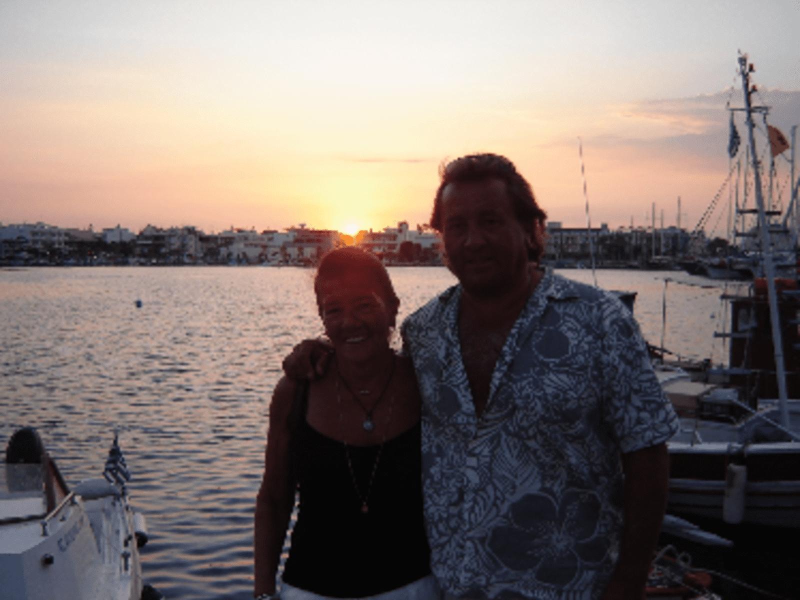 Marie & Gary from Brisbane, Queensland, Australia