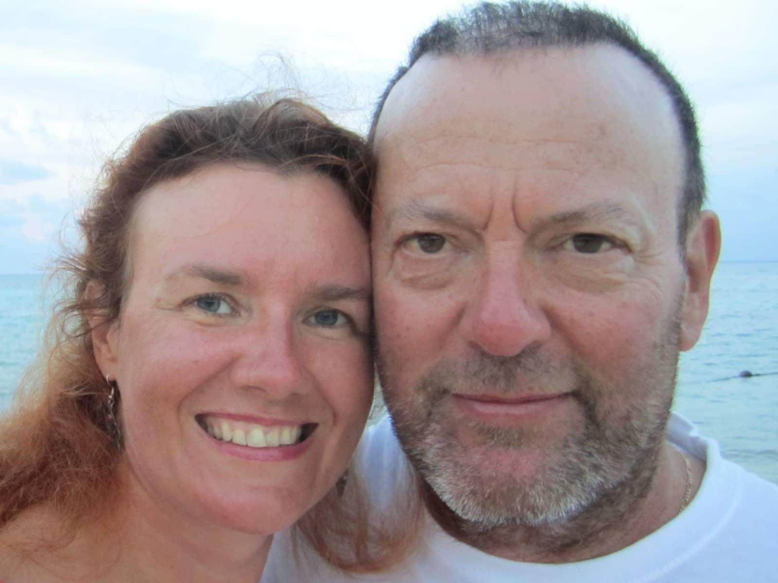 David & Inessa from Hastings, United Kingdom