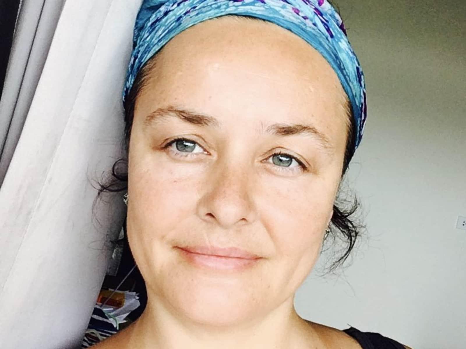 Amanda from Bern, Switzerland