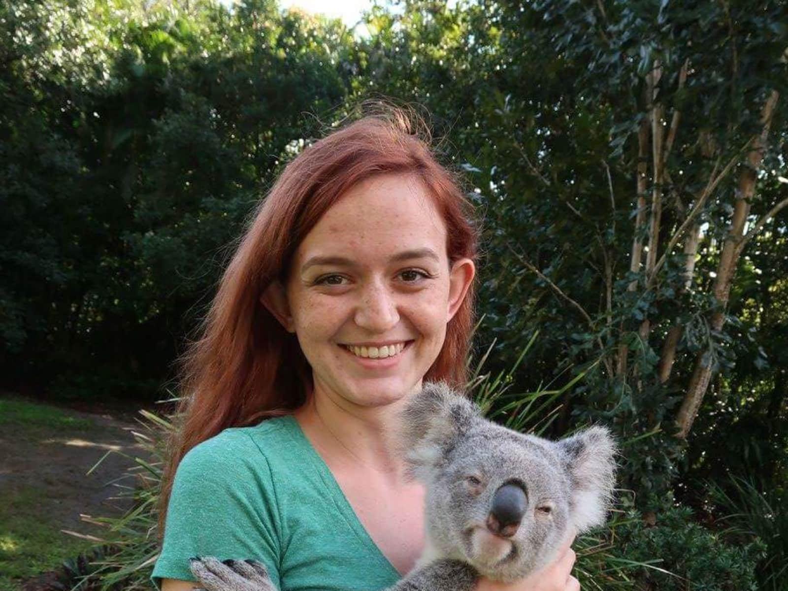 Olivia from Melbourne, Victoria, Australia