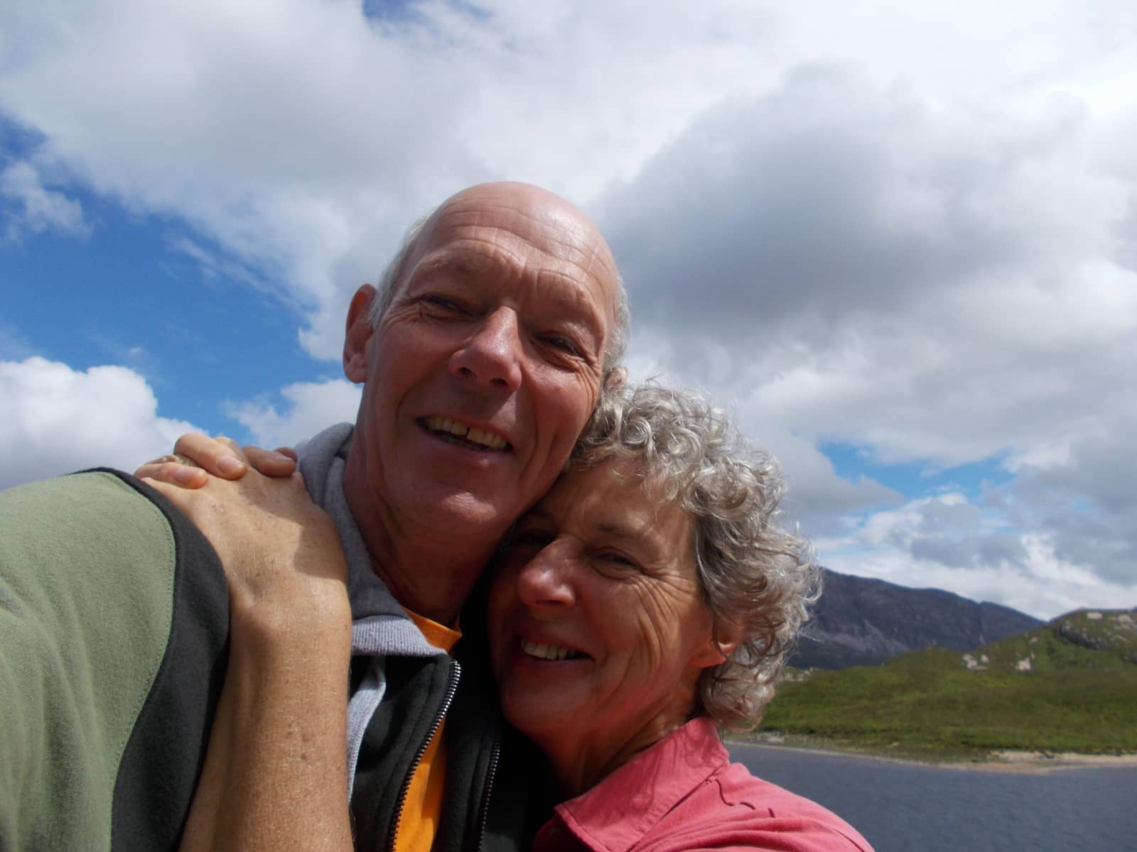 Helen & Phil from Thurso, United Kingdom