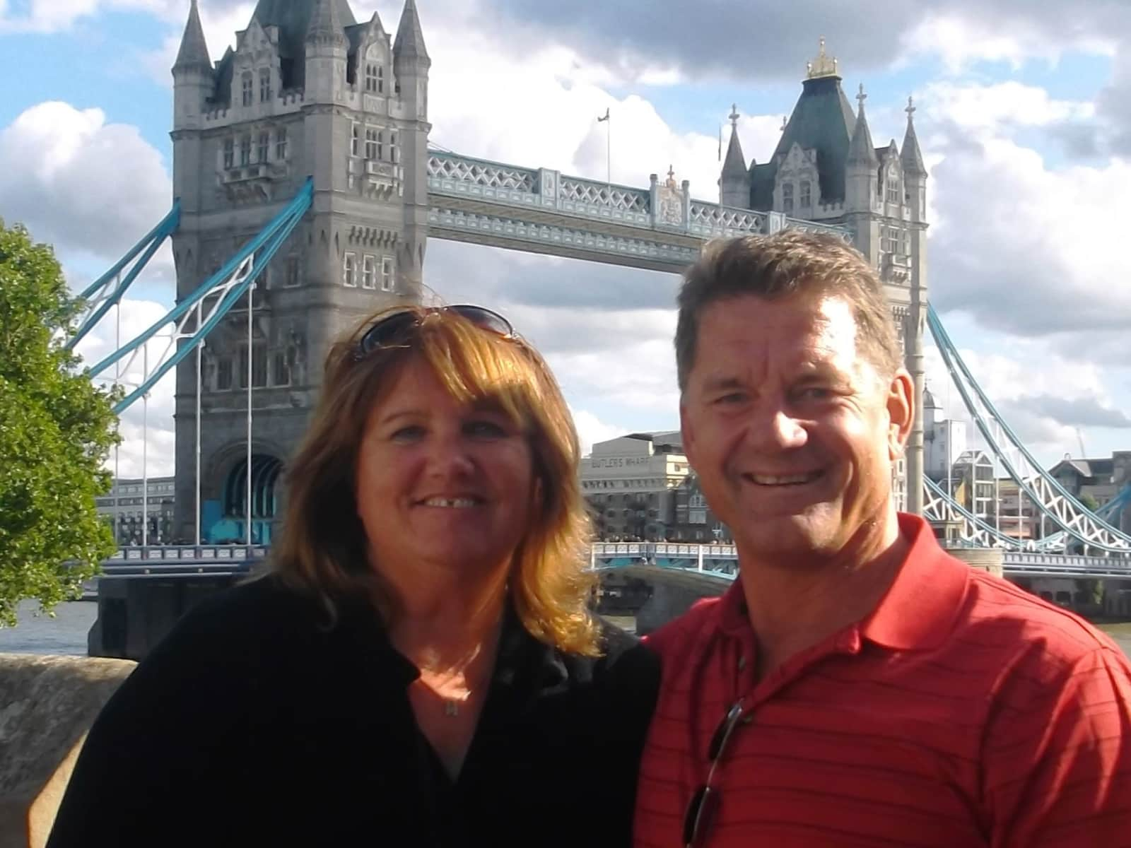 Lori & Dean from Auckland, New Zealand