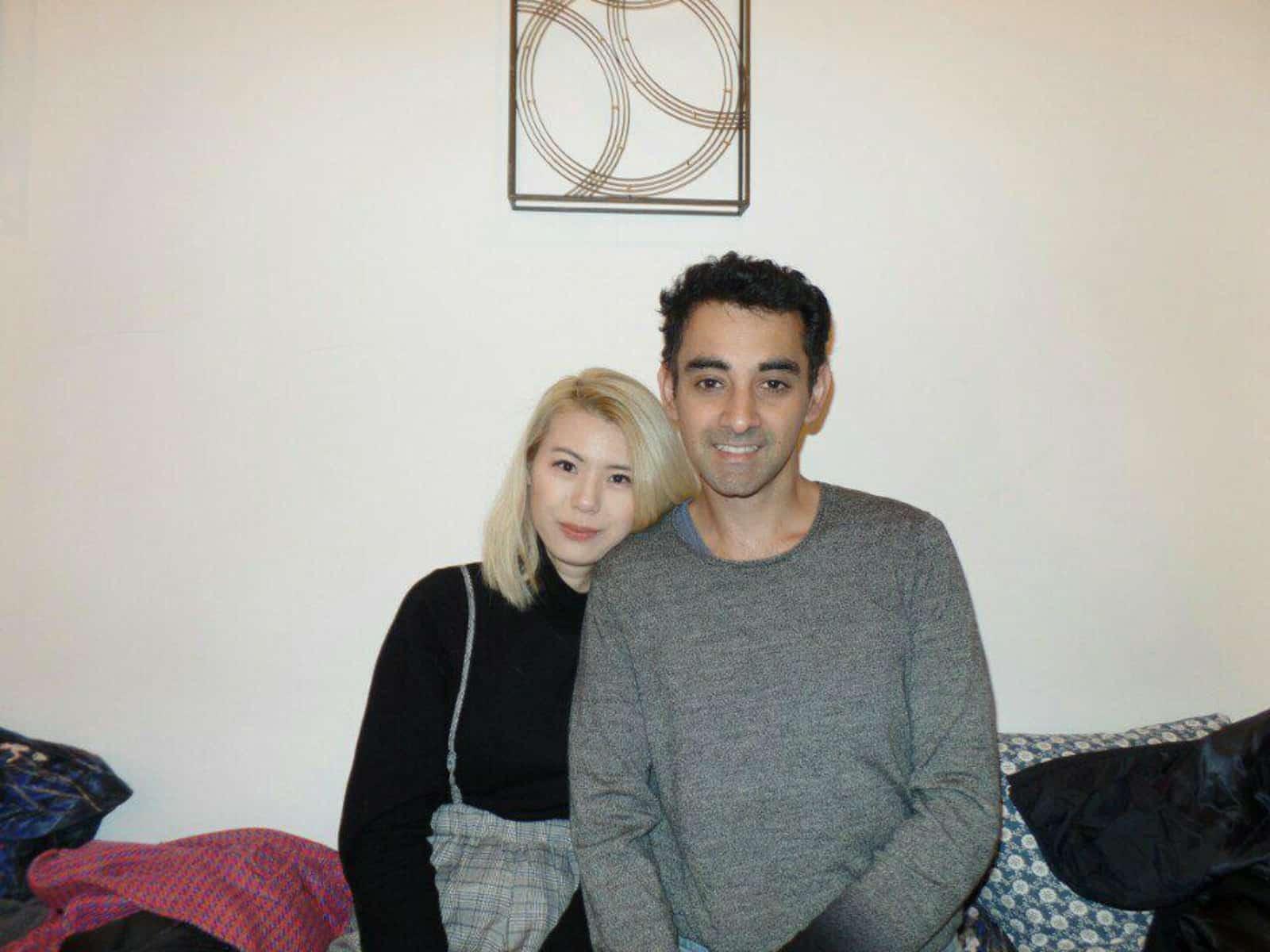 Nicolas & Rachel from Melbourne, Victoria, Australia