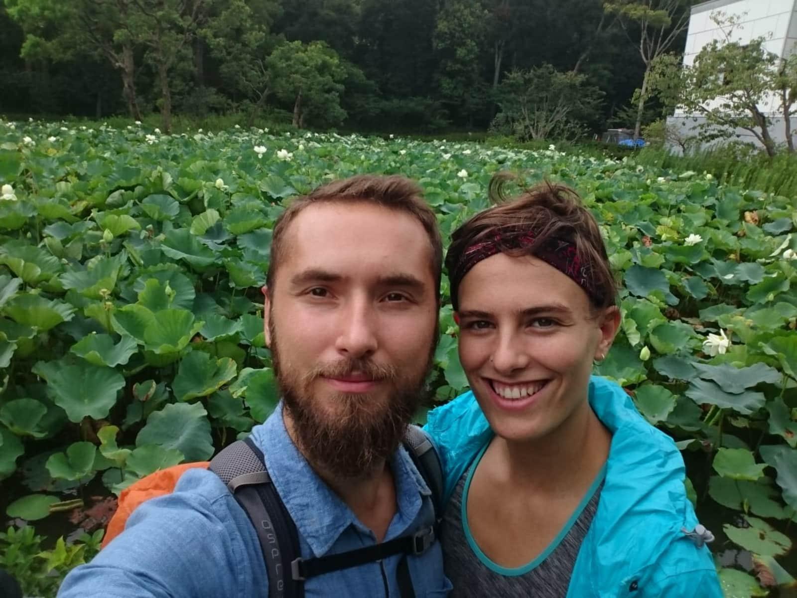 Rebecca & Joshua from Brisbane, Queensland, Australia