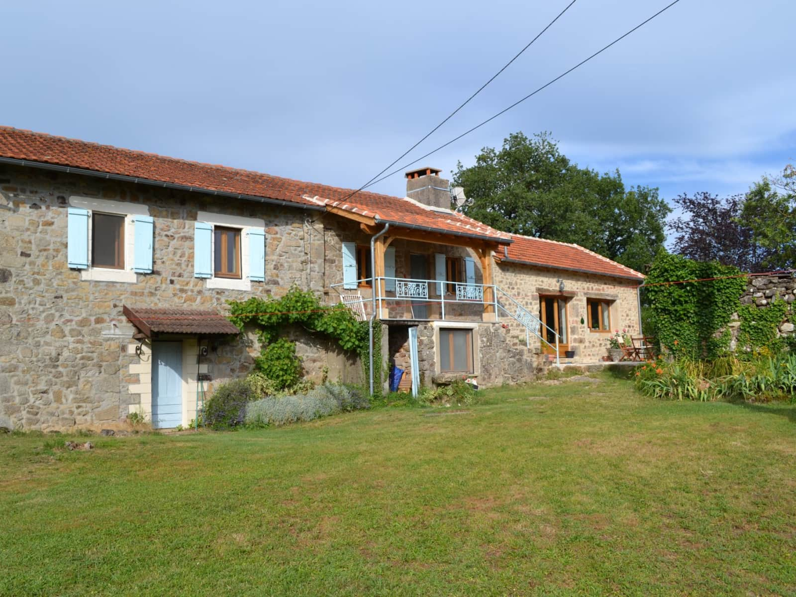 Housesitting assignment in Caylus, France