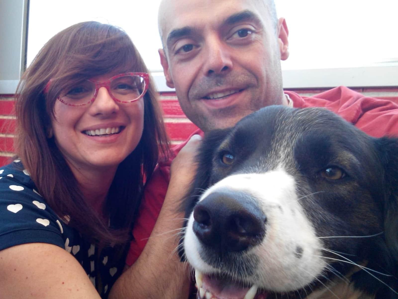 Maria & Jose luis from Albacete, Spain