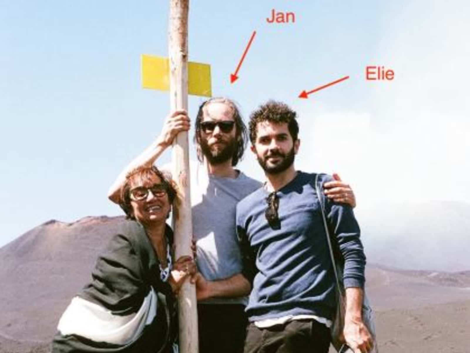 Jan & Elie from Brussels, Belgium
