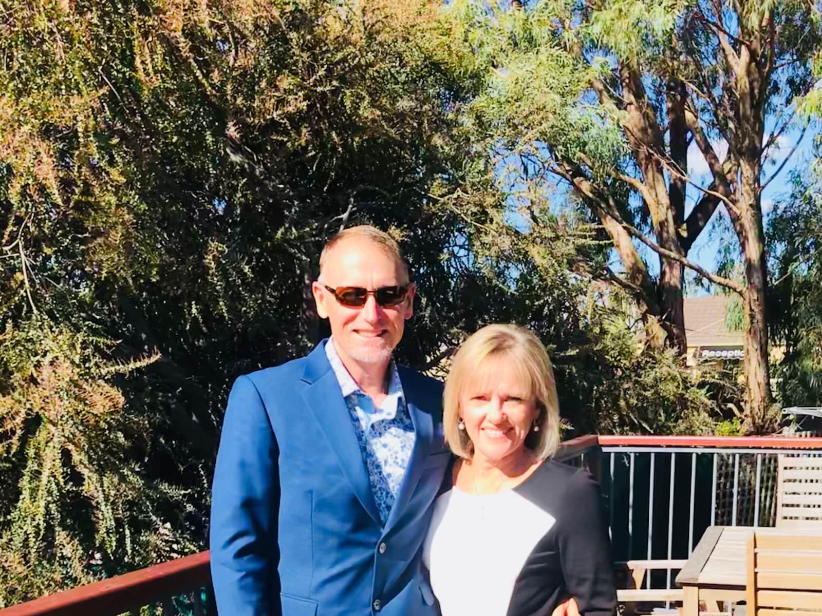 Debbie n allen & Allen from Quindalup, Western Australia, Australia
