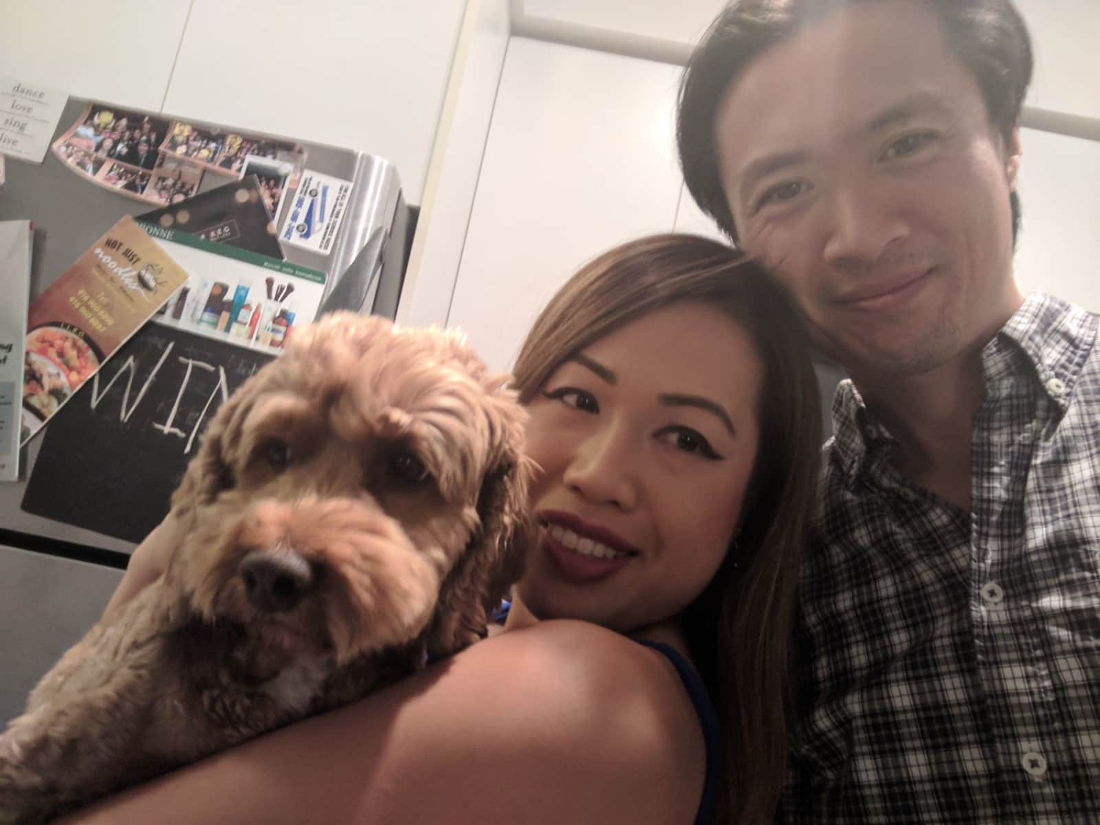 Anh & Nick from New York City, New York, United States