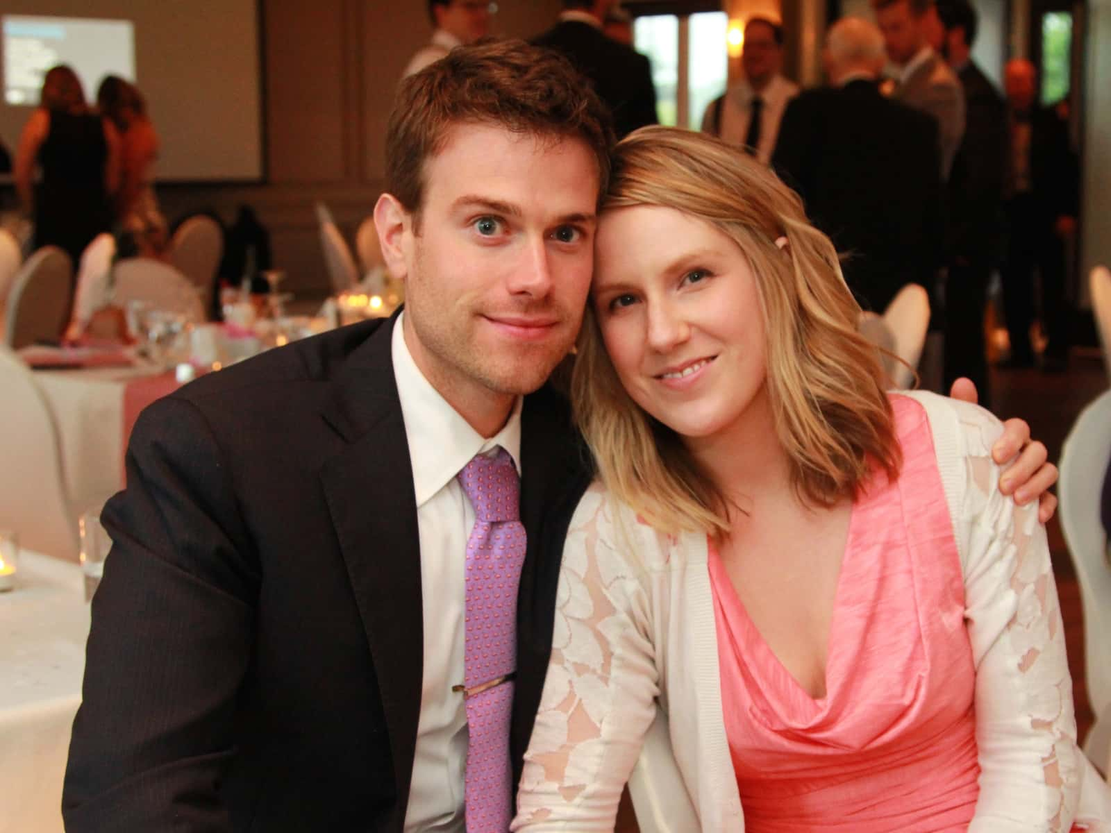 Catie & Adam from London, United Kingdom