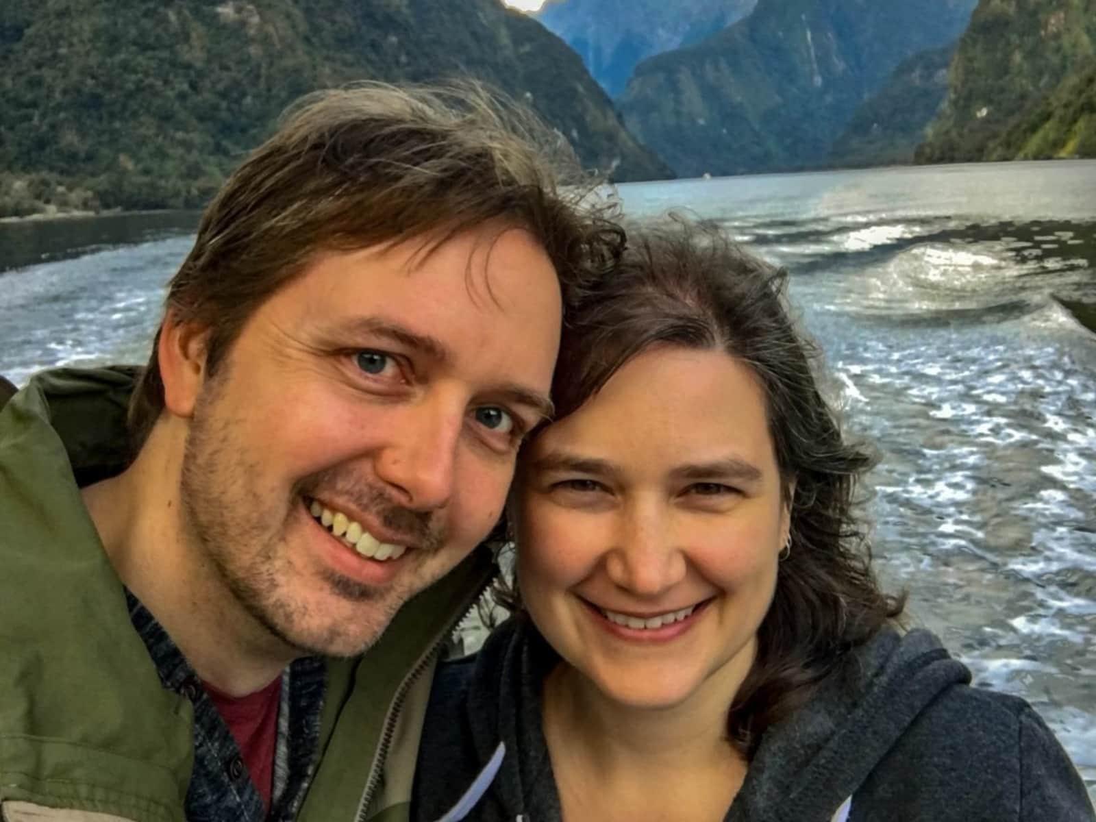 Jeff & Karen from Sault Ste. Marie, Ontario, Canada