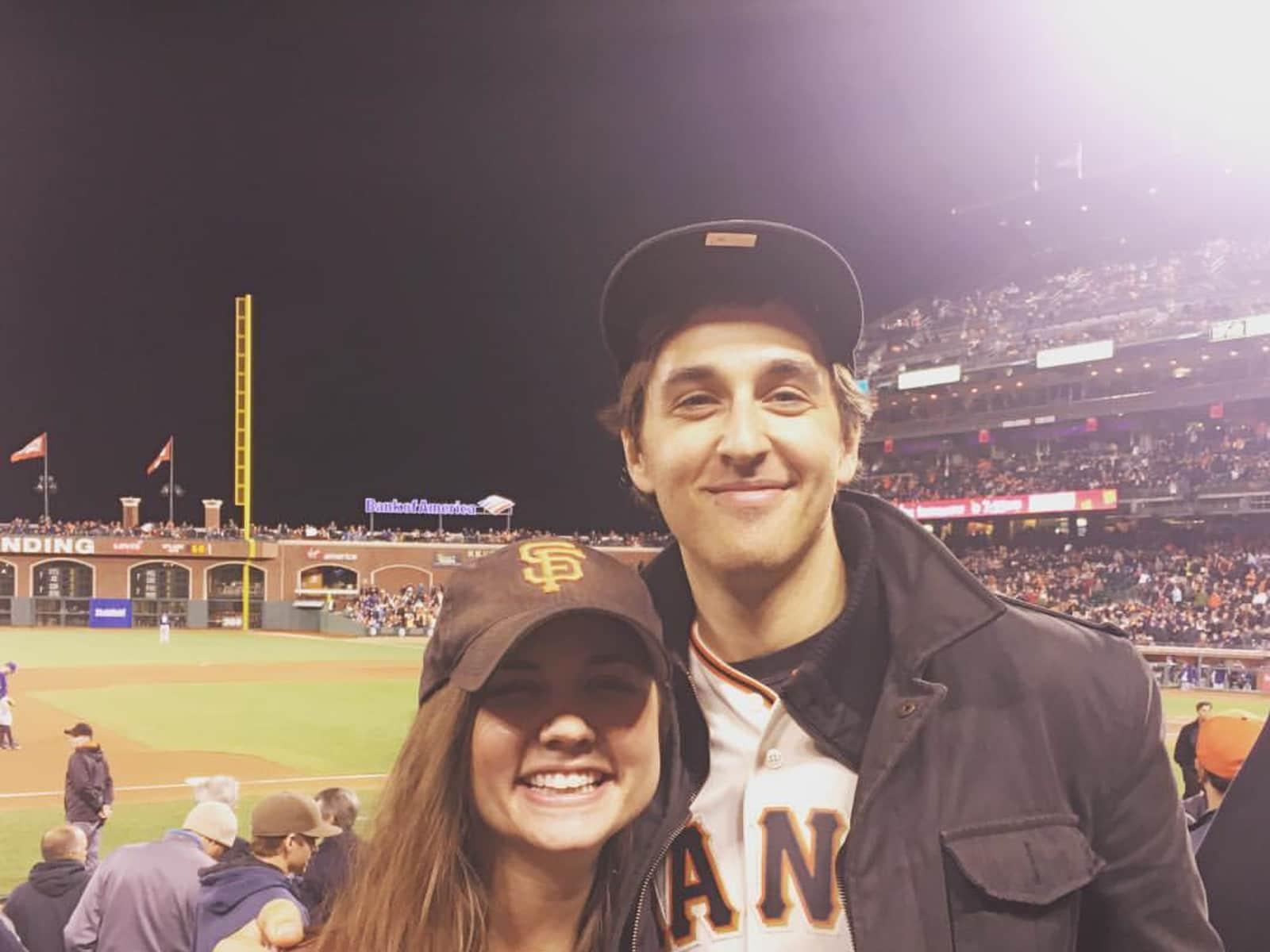 Jordan & Sergey from San Francisco, California, United States