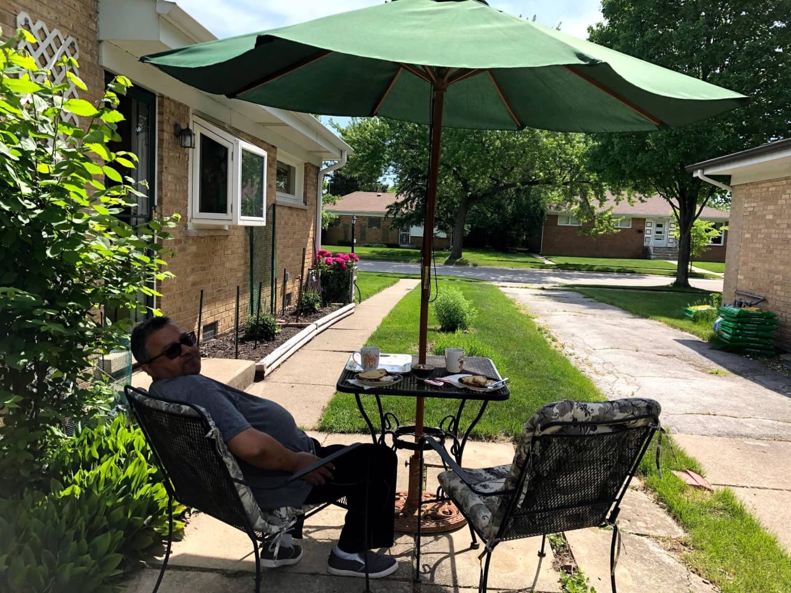 Housesitting assignment in Skokie, Illinois, United States