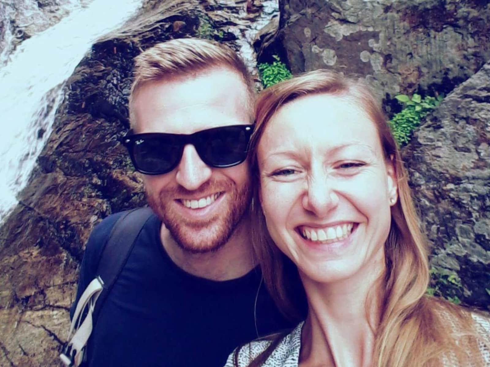 Lisa & Frederik from Bangkok, Thailand