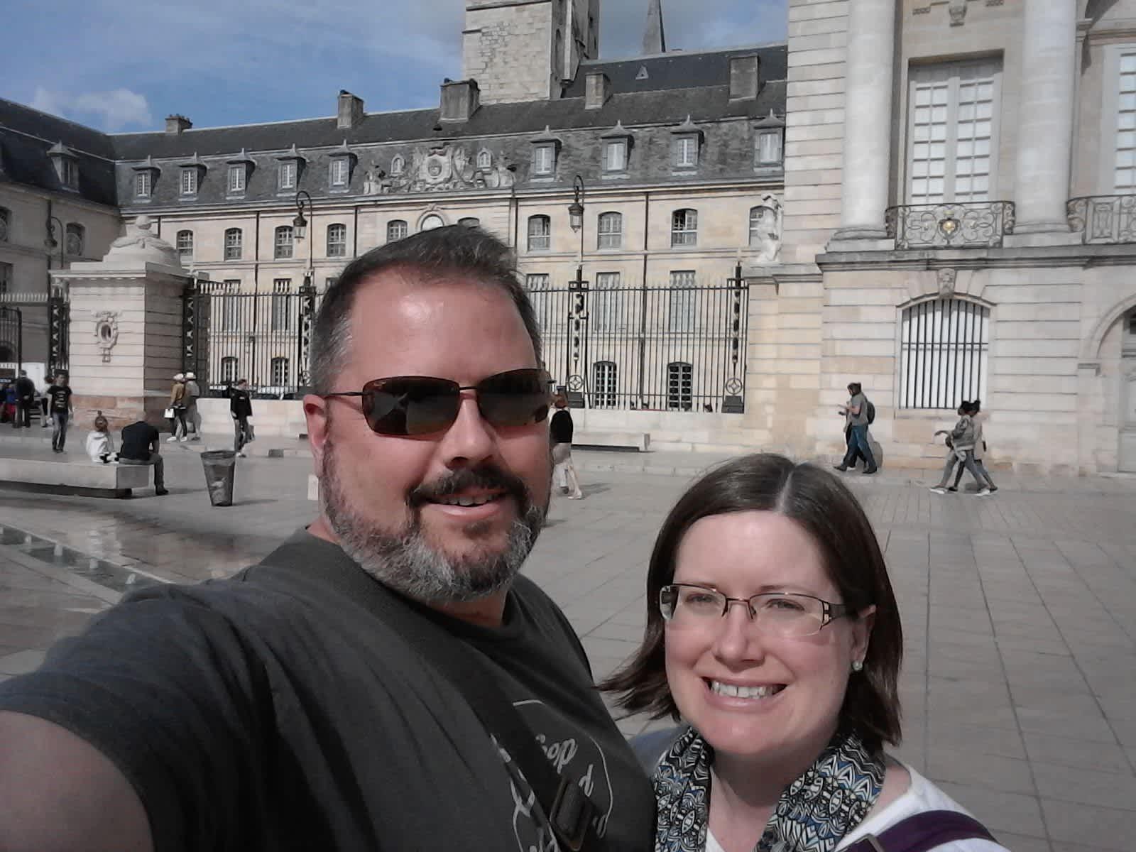 Jill & Patrick from Panamá, Panama