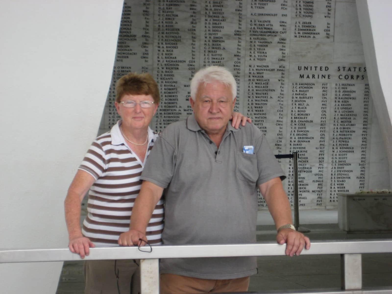 Colleen & Ginter from Moonta Bay, South Australia, Australia