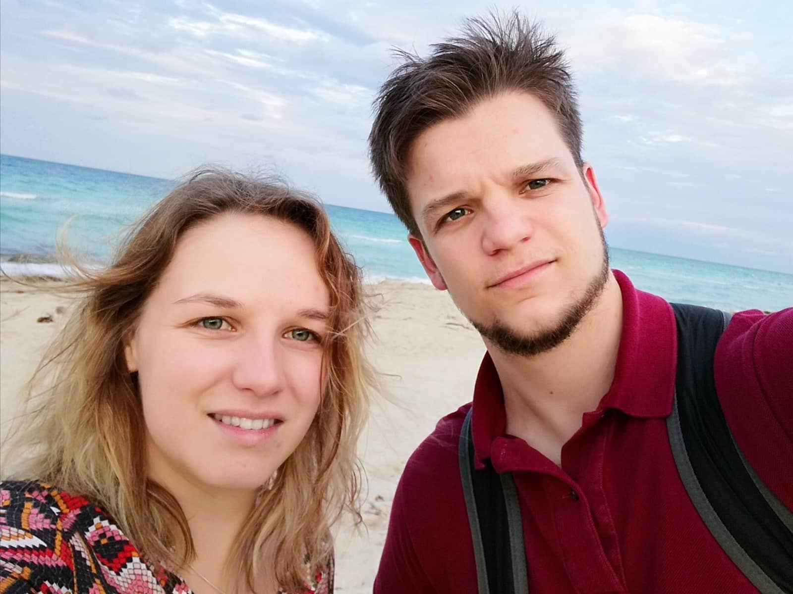 Maud & Emmanuel from Namur, Belgium