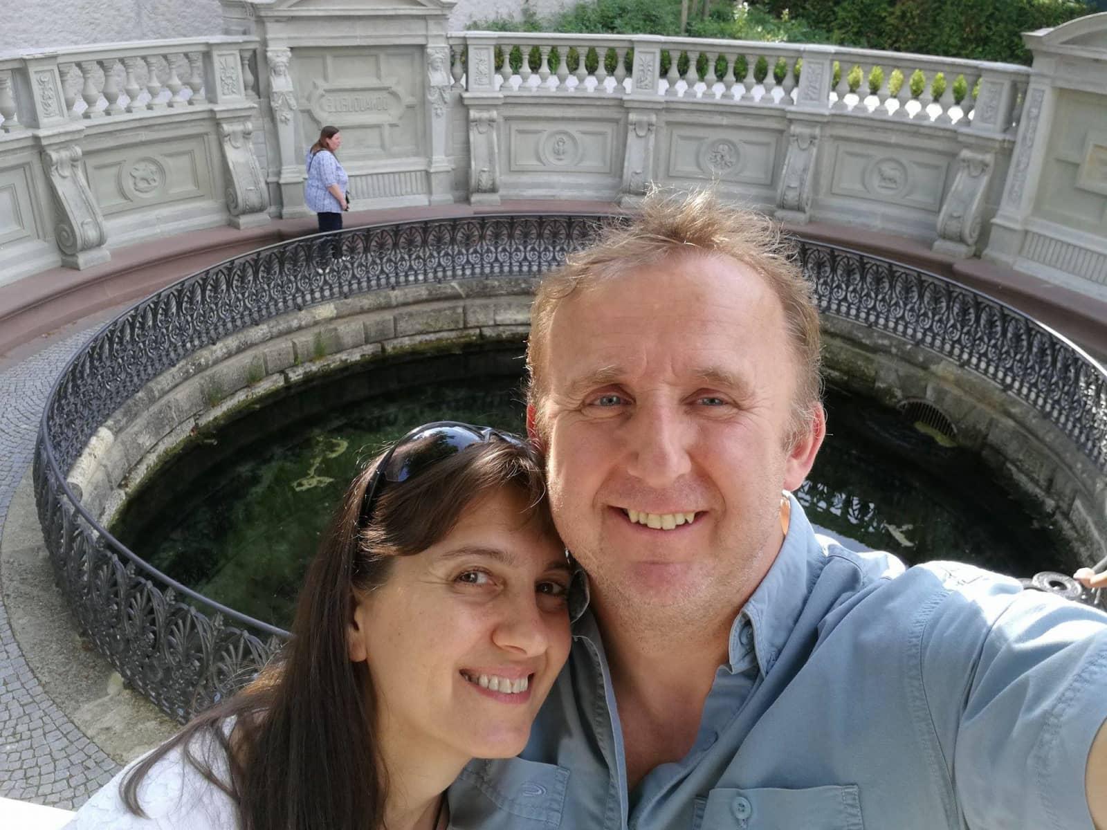 Zoltán & Zsuzsanna from Ehingen, Germany