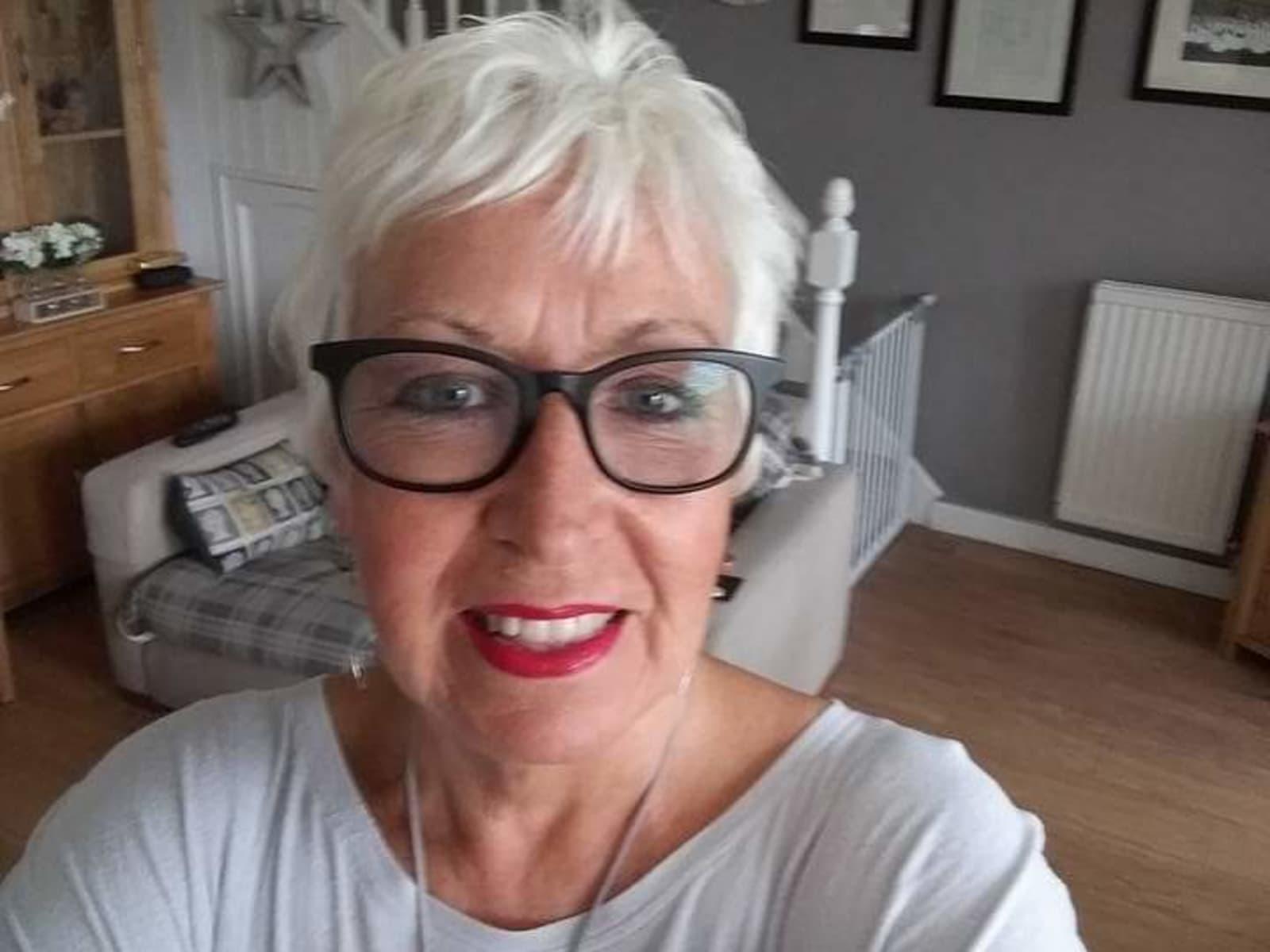 Gill from Edinburgh, United Kingdom