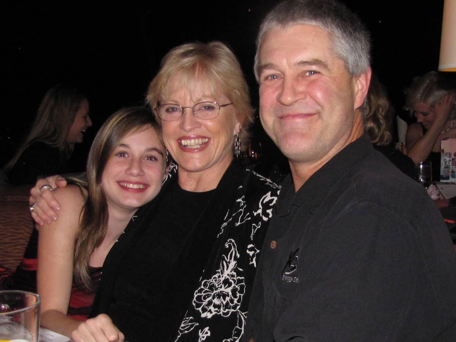 Ilene & Terry from Panamá, Panama