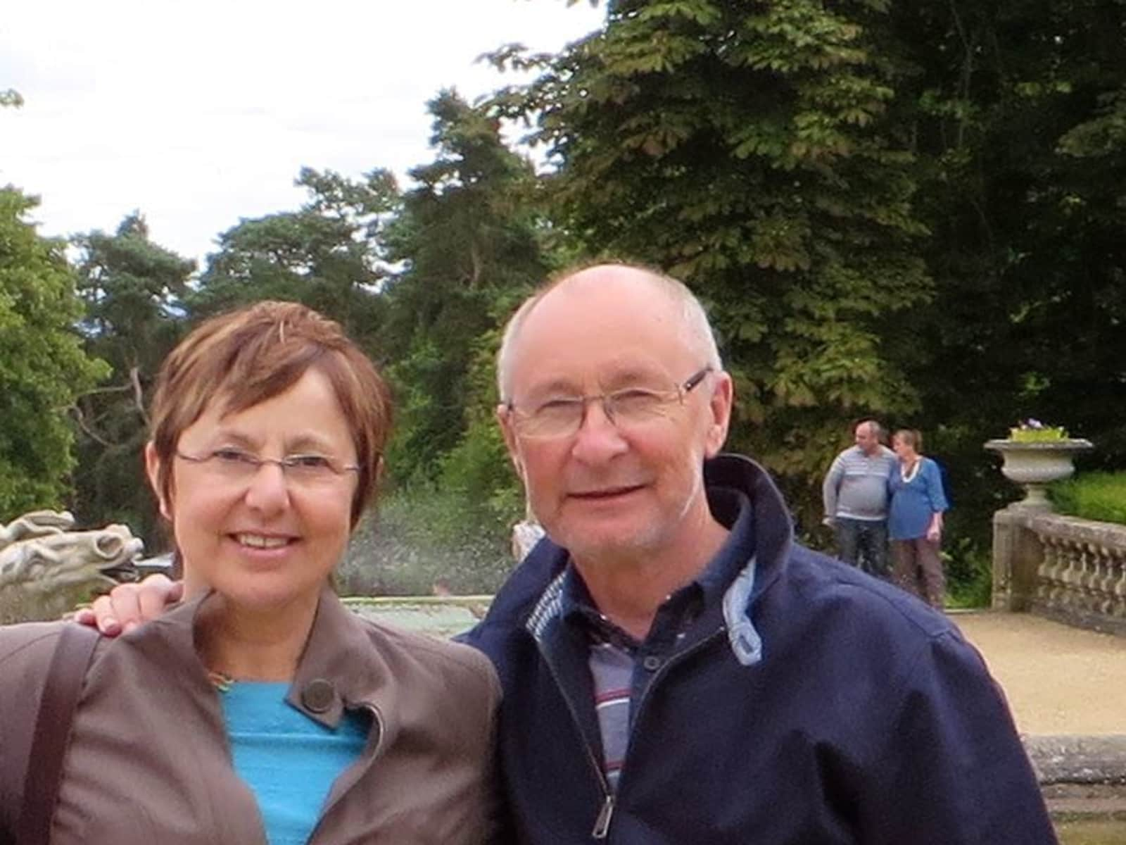 Janet & Ray from Braunston, United Kingdom