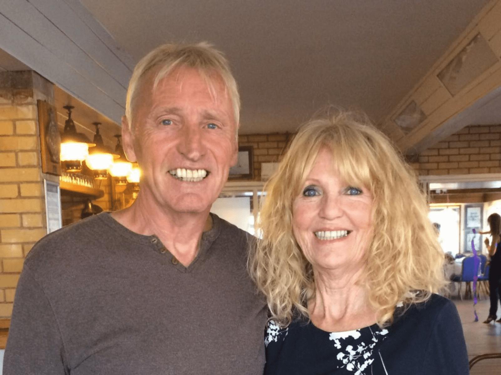 Barbara & John from Felixstowe, United Kingdom