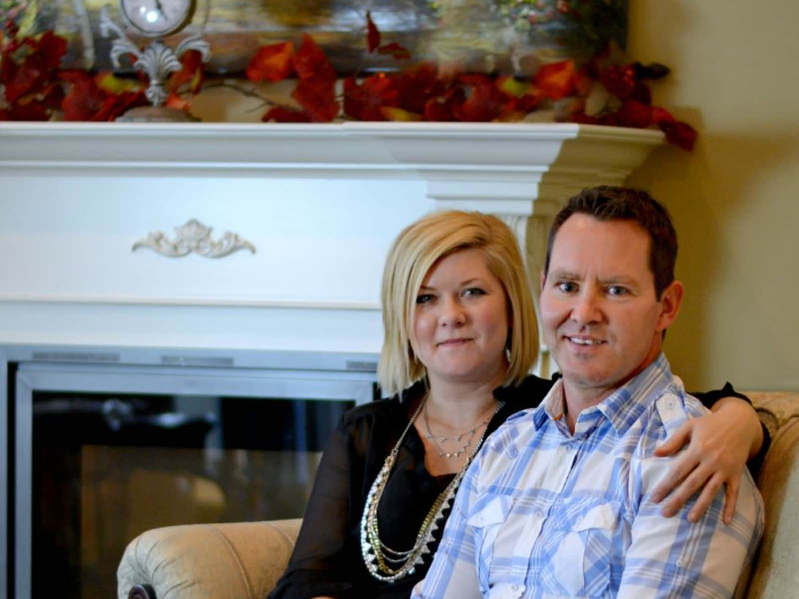 Kathy & Dean from Edmonton, Alberta, Canada