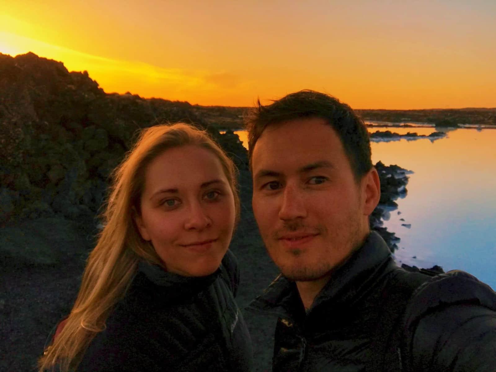 Polina & Anton from Seattle, Washington, United States