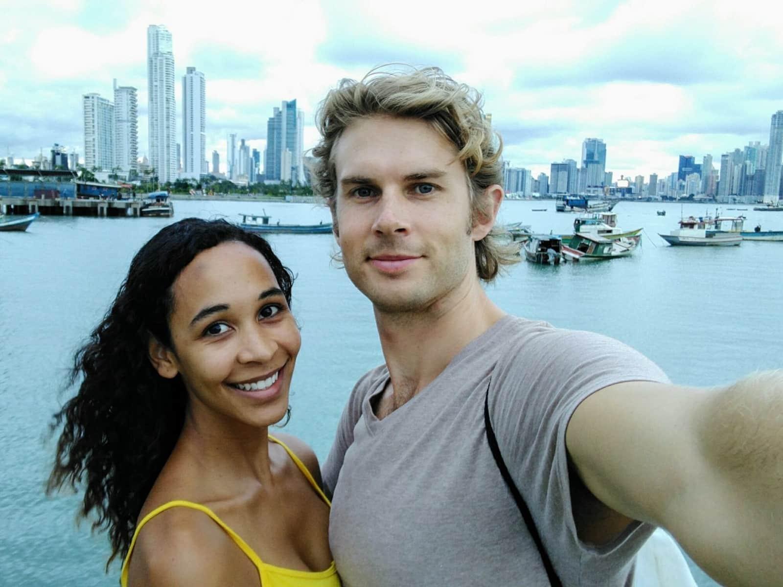 Nadine & Sam from Toronto, Ontario, Canada