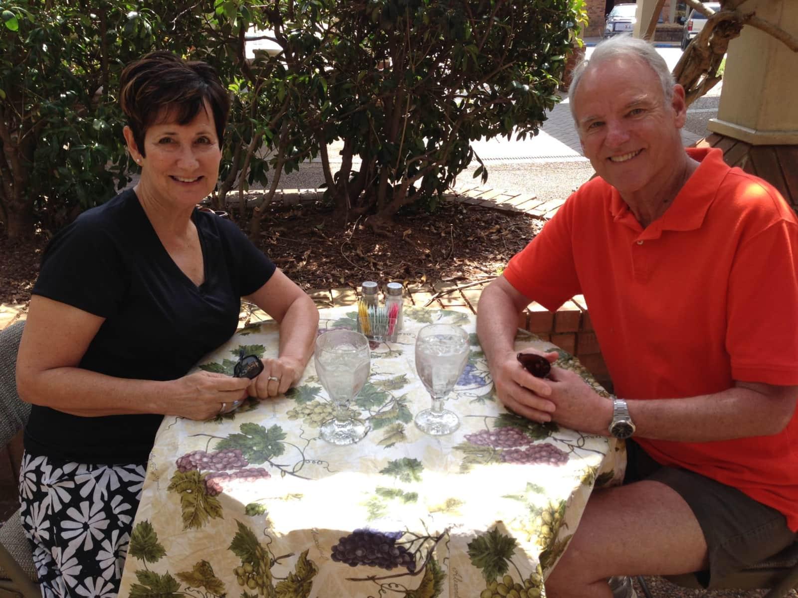 Denny & Georgia from Fairhope, Alabama, United States