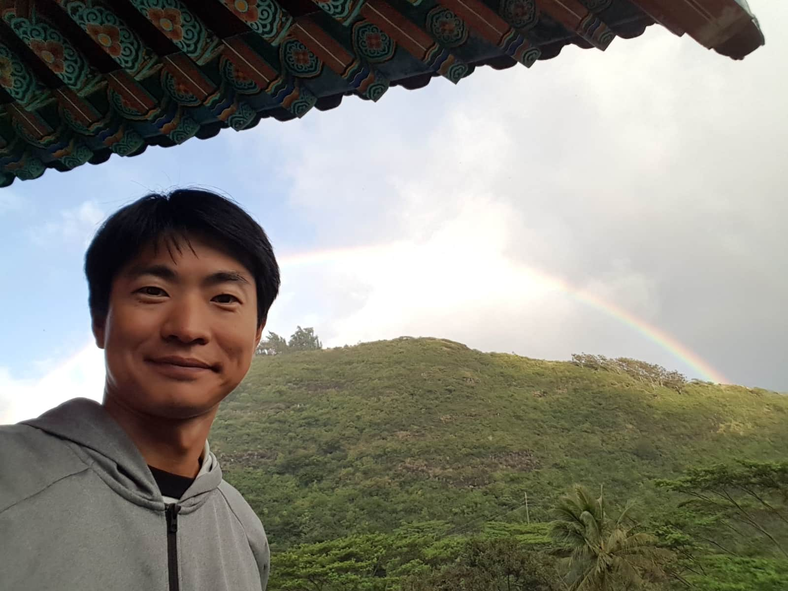 Yunchul from Seoul, South Korea
