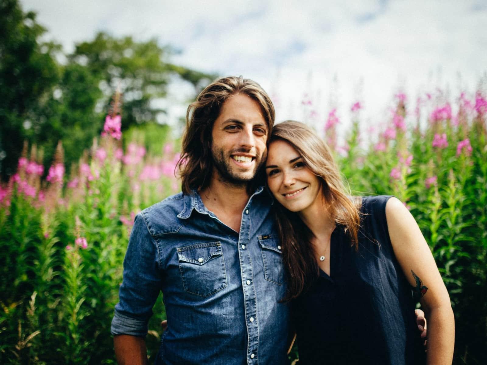 Johnny & Aimée from London, United Kingdom