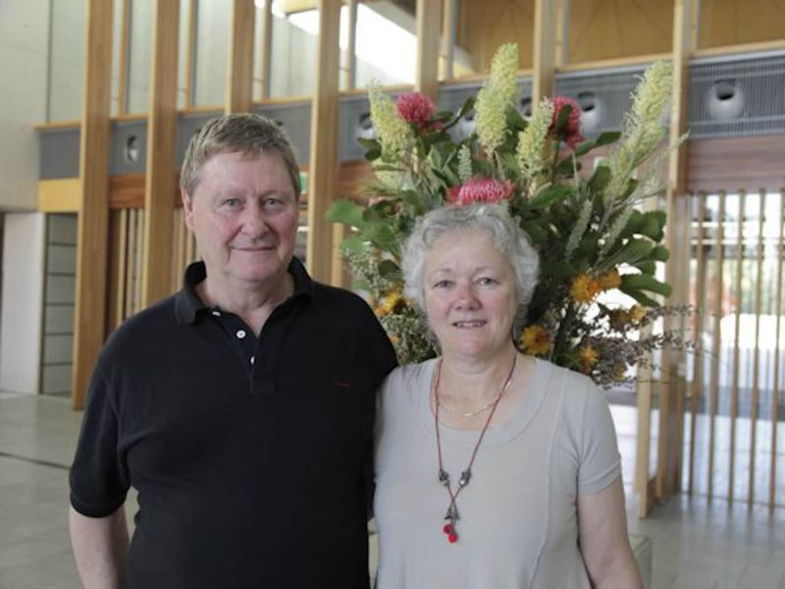 Tony & Denise from Canberra, Australian Capital Territory, Australia