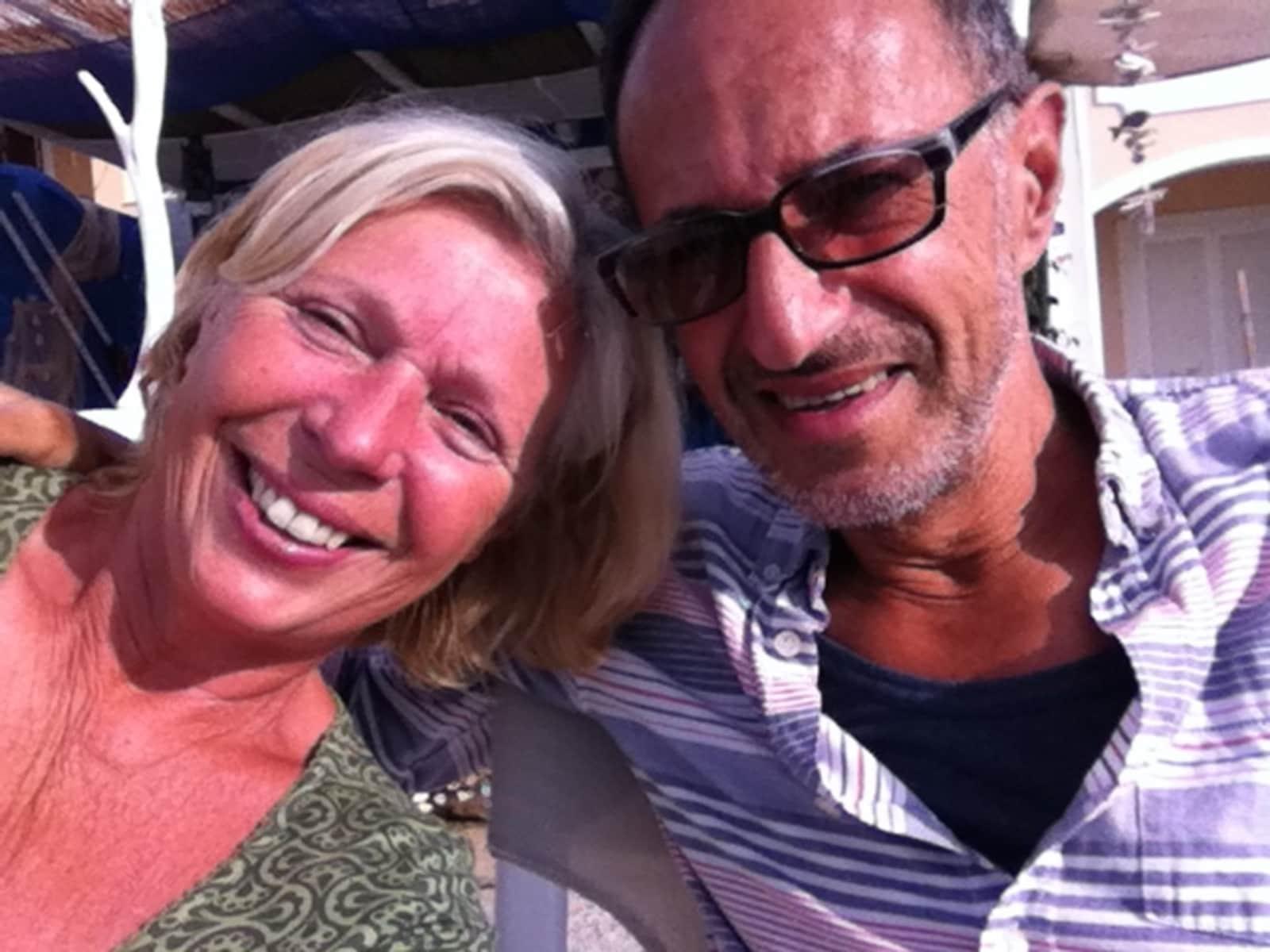 Elke & Harry from Groningen, Netherlands