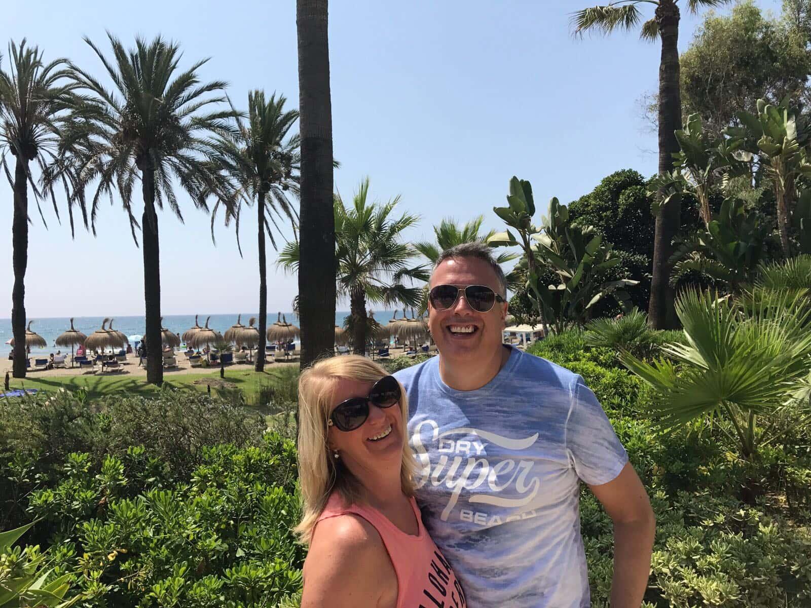 Denise & Derren from Andover, United Kingdom