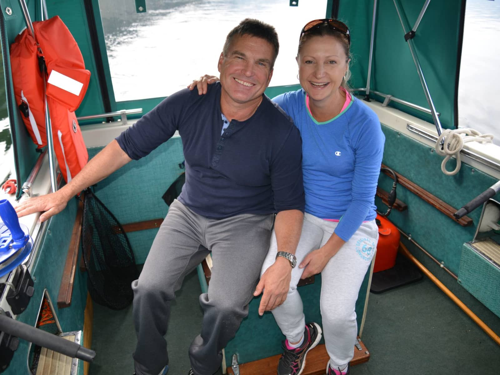 Wendy & Terry from Auckland, New Zealand
